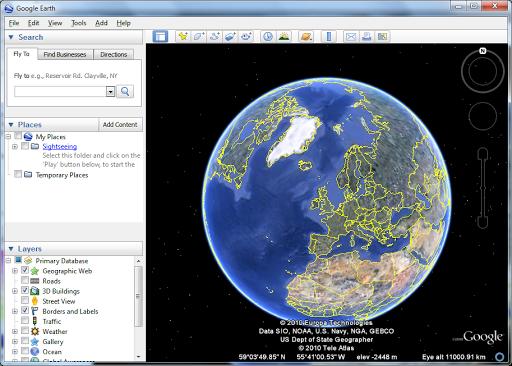 Google Earth Free Download zip – Gofreedown